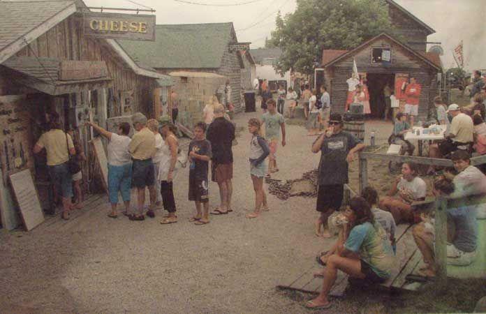 village cheese shanty