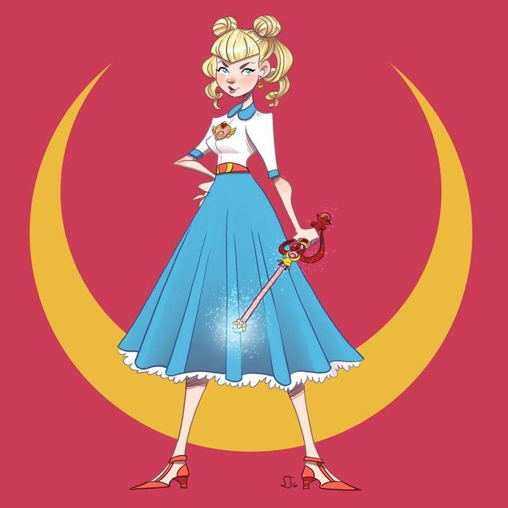Character Design Challenge Sailor Moon : Best pretty soldier sailor moon images on pinterest