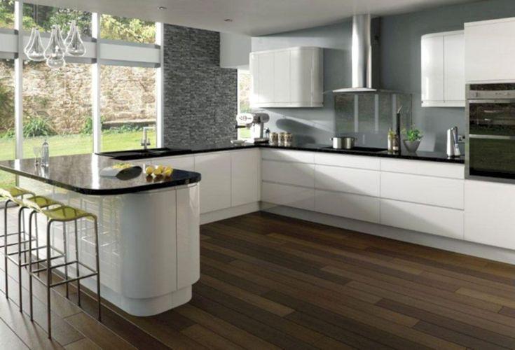 65 inspiring u shaped kitchen ideas with breakfast bar