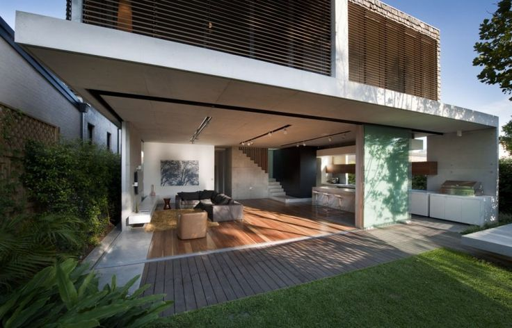 The Queens Park House by MCK Architects