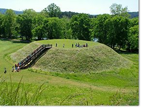 """Etowah Indian Mounds Historic Site 