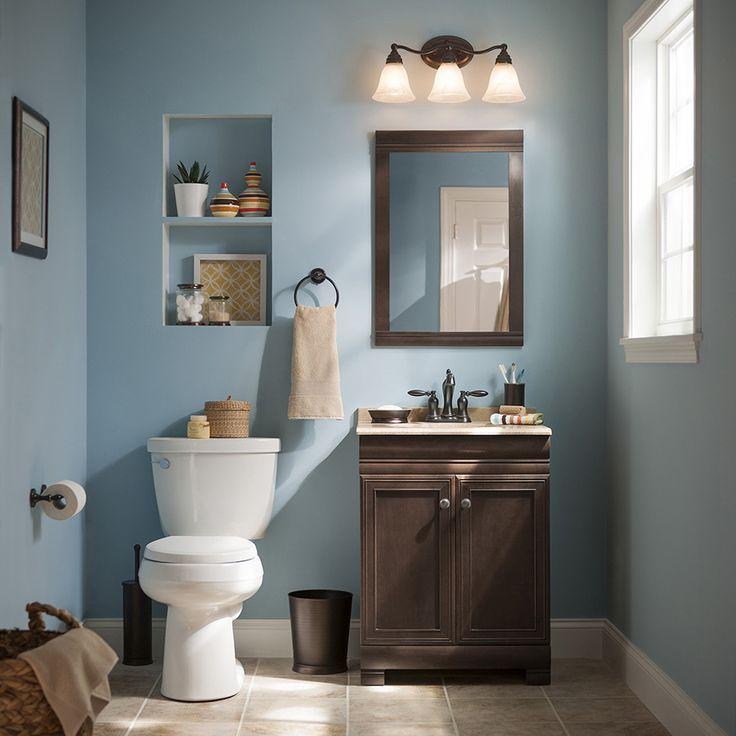 Best InStock Vanities Diamond FreshFit At Lowes Images On - Comfort height bathroom vanity for bathroom decor ideas
