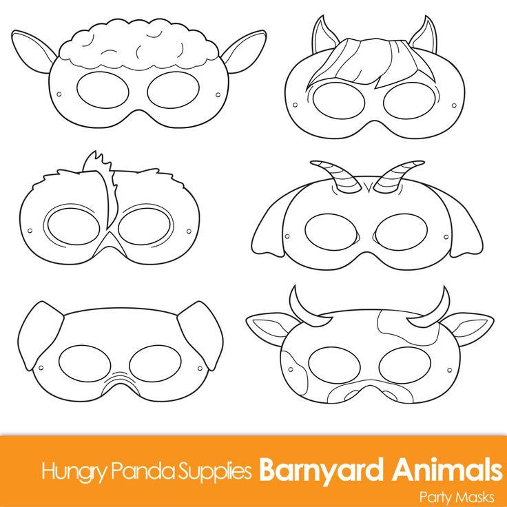 16 best Christmas Eve Program images on Pinterest | Animal masks ...