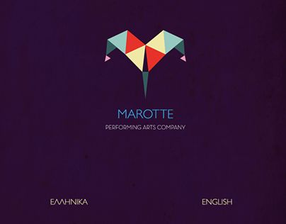 """Check out new work on my @Behance portfolio: """"Marotte Website"""" http://on.be.net/XfMnfw"""