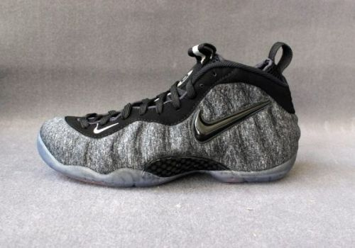 buy online 50ef5 636e7 ... france nike air foamposite pro tech fleece dark grey heather and black  black for sale 84bf3