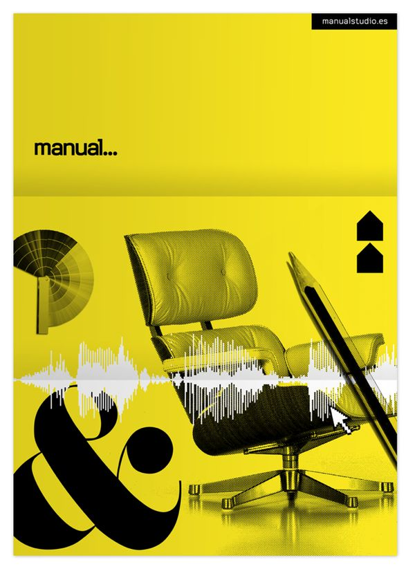 Brochure |Manual Architects & interior design by MARIN DSGN