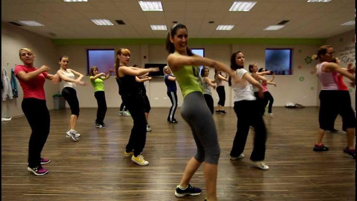 Zumba fitness with Karin Velikonja - Belly dance >>danza del vientre