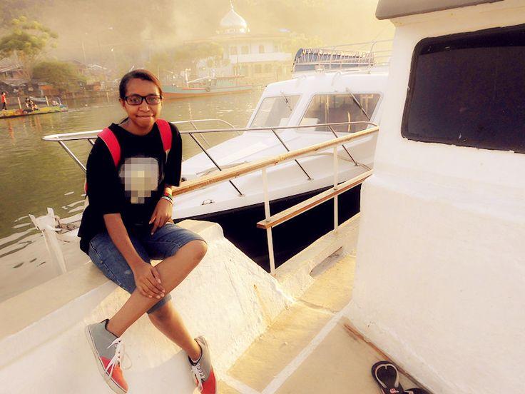I don't think so.. Pelabuhan Pol Air Muara di Padang, Sumatera Barat