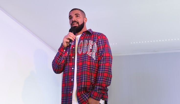 Drake Store Opened With Record Turnout Wrapping Around The Block