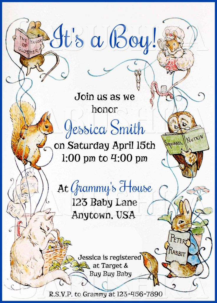 30 best Baby Shower Invitations images on Pinterest | Baby shower ...