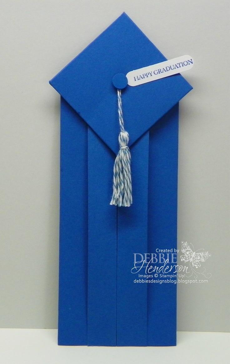 Graduation card.