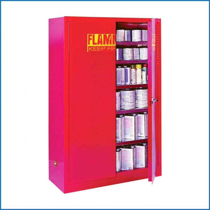 Elegant Fireproof Paint Storage Cabinets