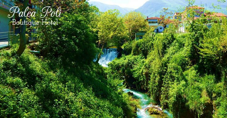 #Waterfalls in #Naousa , #Greece