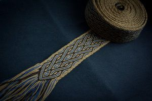 Tablet Weaving Patterns 2 by ~eqos on deviantART