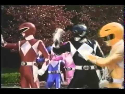 Today on Power Rangers Collection season 1 part 2