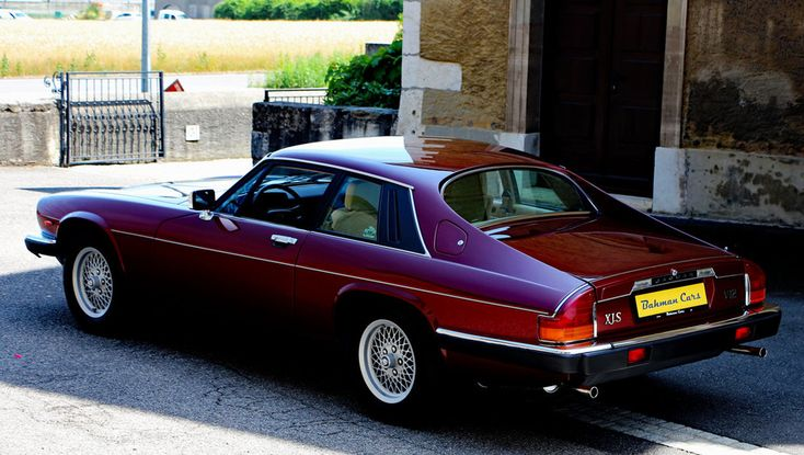 Bahman Cars: JAGUAR XJ-S 5.3 V12 ABS (Coupé)