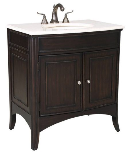 Ambella Home Verona Medium Sink Chest · Single Bathroom VanityBathroom ...