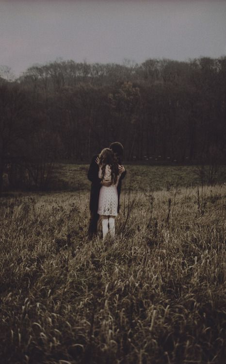 She went to meet him again today, the stranger that lives in the woods.. Tonight he will come and they will run away together.  #amazing #interesting #photography