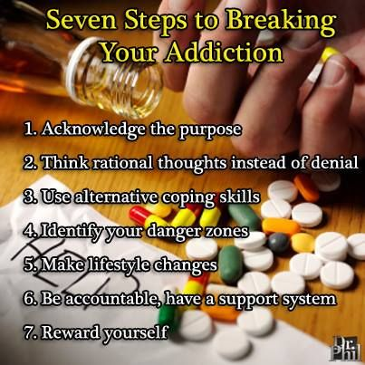 overcoming alcohol addiction on your own