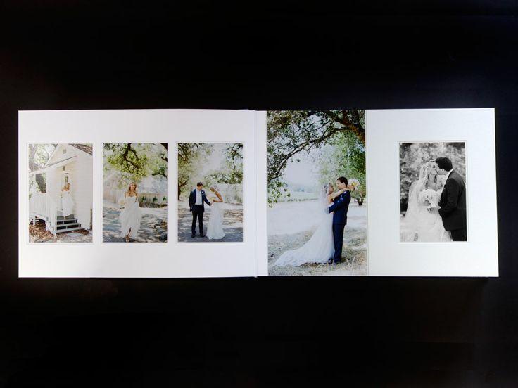 Queensberry Wedding Album  |  Ashley & Daniels Cali wedding  |  14x10 Duo  |  Sylvie Gil Photography, USA  |  #weddingalbum