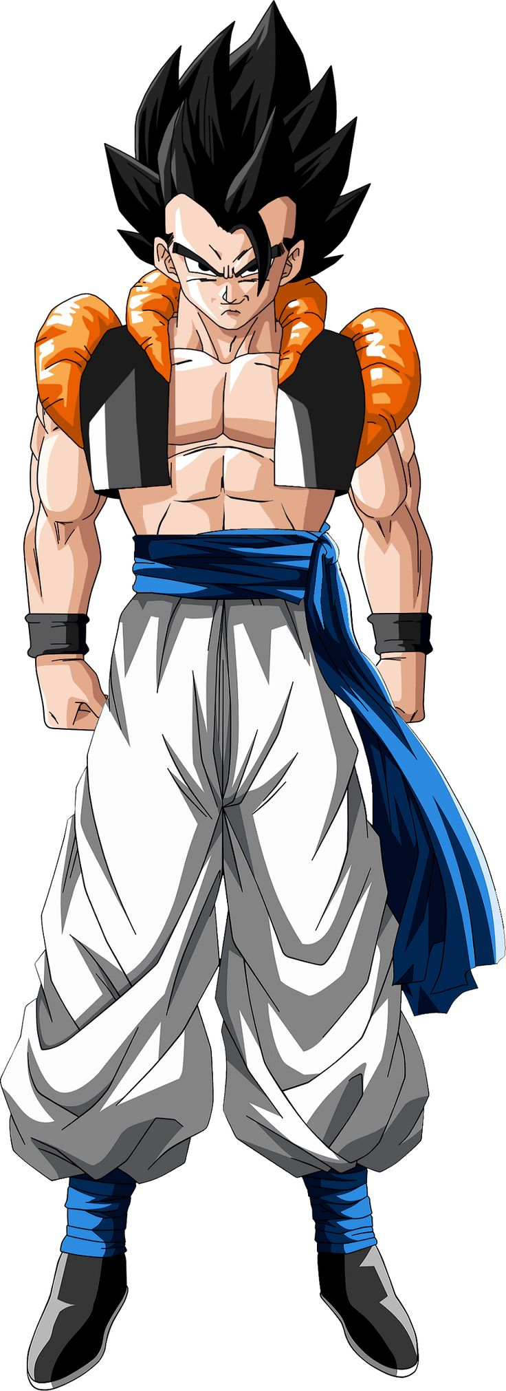 gogeta 1a fusion de goku y vegeta - bueno - Visit now for 3D Dragon Ball Z shirts now on sale!                                                                                                                                                                                 Más
