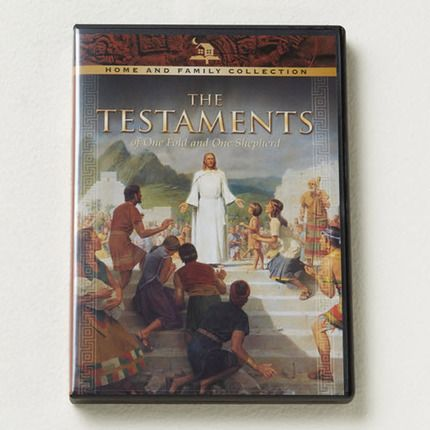 The Testaments- probably my favorite LDS movie!