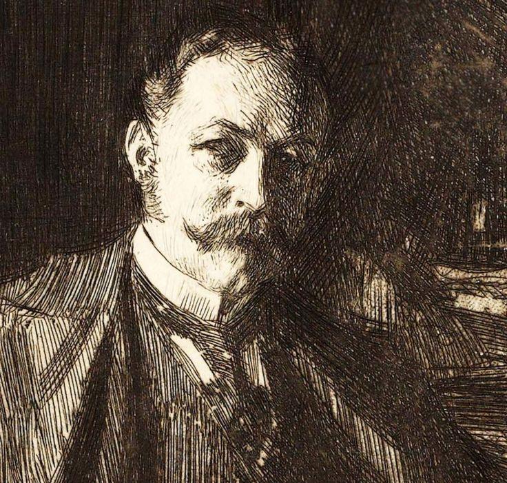 27. E. R. Bacon, 1897, etching