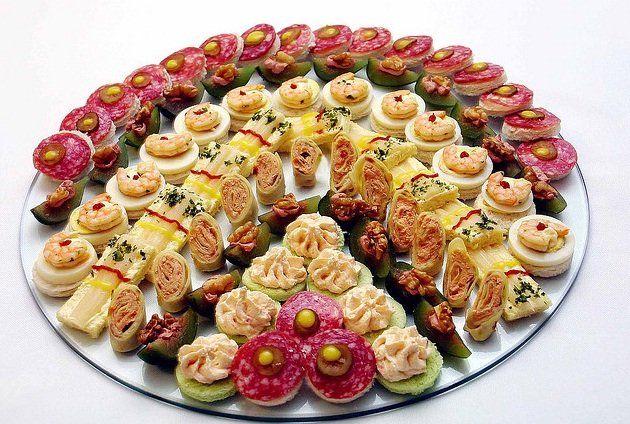 Se você ainda não escolheu os salgados para a sua festa de casamento, veja 8…