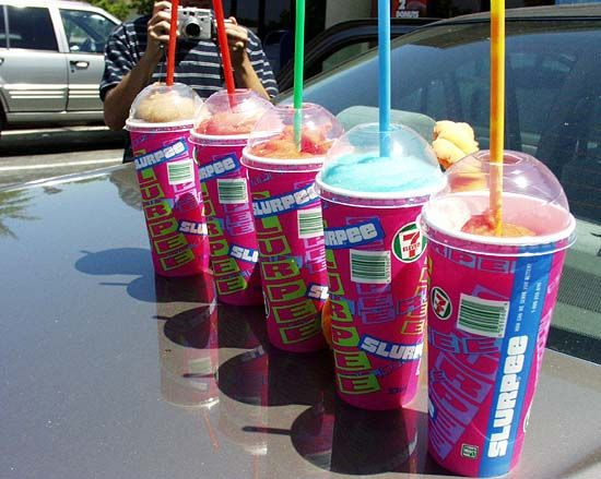 7-Eleven only has Free Slurpee Day once a year, so for the other 364 days make this simple slushee recipe for you and your kids. It's quick, easy and will save you both time and money. And the best part is your kids will love it!