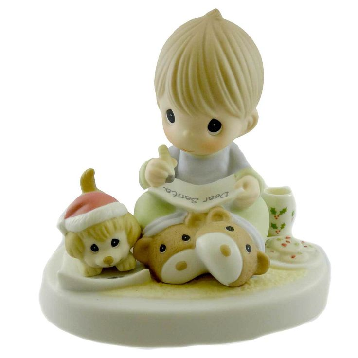 Precious Moments A Heart Filled With Warmth A Christmas Figurine Height: 4.5 Inches Material: Porcelain Type: Christmas Figurine Brand: Precious Moments Item Number: Precious Moments 810046 Catalog ID