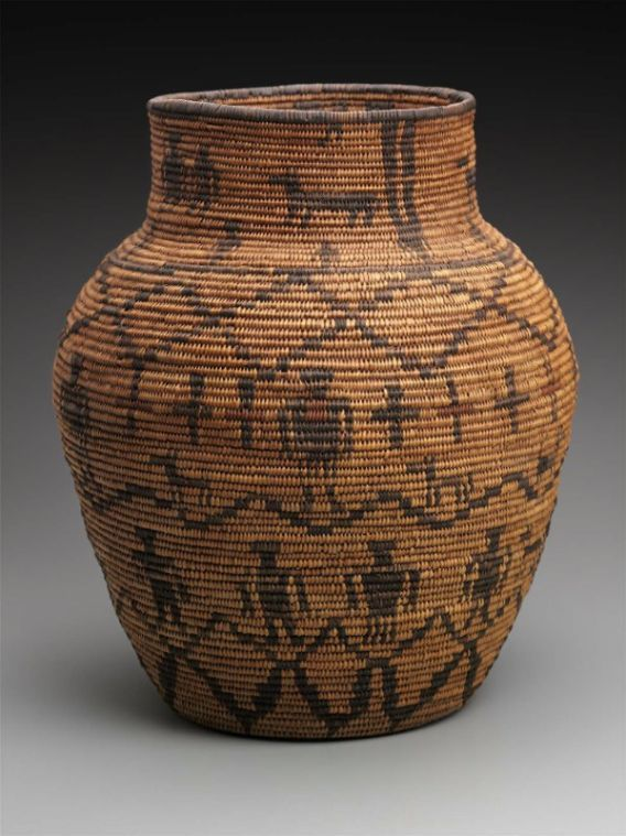Native American Basket Weaving Instructions : Best ideas about native american baskets on