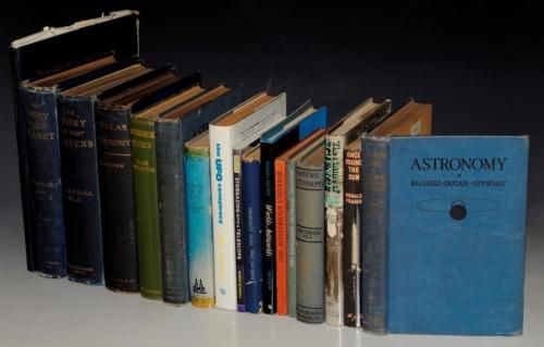 #Collection of 19 books on science #astronomy #astrophysics stargazing universe,  View more on the LINK: http://www.zeppy.io/product/gb/2/361812331468/
