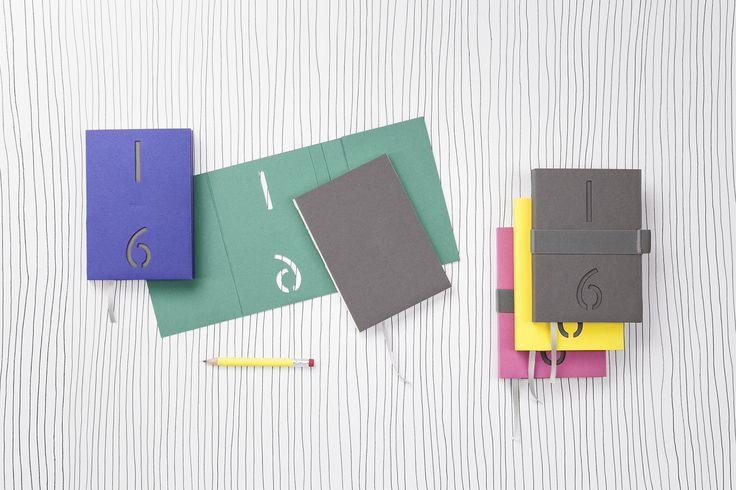 Farfalle (týdenní) / papelote - nové české papírnictví new czech stationery, Prague diary, journal, planner