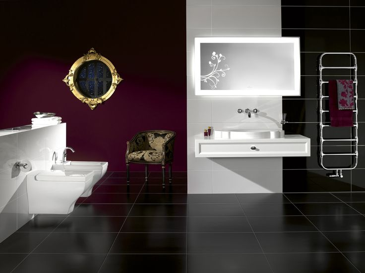 16 best Villeroy \ Boch images on Pinterest Bathroom furniture - badezimmer villeroy und boch