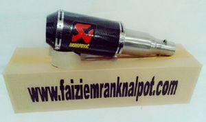 Knalpot yamaha r25 produk asli produsen knalpot purbalingga