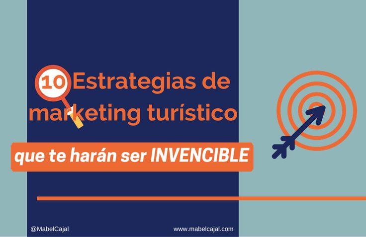 10 Estrategias de marketing turístico que te harán ser invencible en 2018