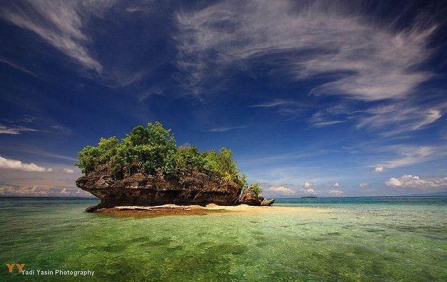 Kapa-Kapa island, Indonesia