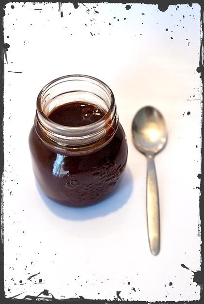 marmellata pere e cioccolato -I don't know what that means but I want it!!