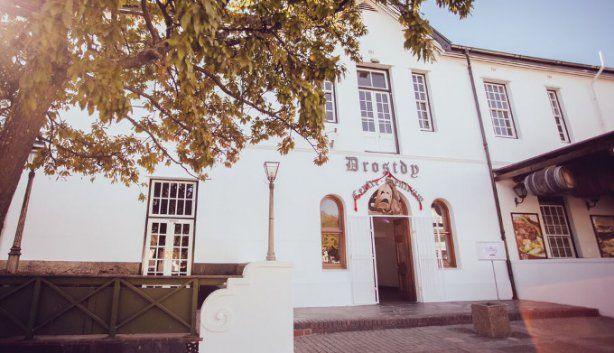 drostdy theatre in stellenbosch