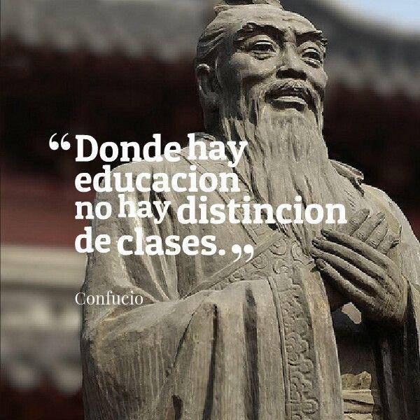 Proverbio chino atribuído a Confucio.   www.maimaiwenhua.com    #CulturaChina #China #Asia #Confucio