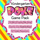 Save over 60% by purchasing this pack instead of each title individually ($33).    Games included are:  * Reading Words Bull's Eye Poke Game - $2.0...
