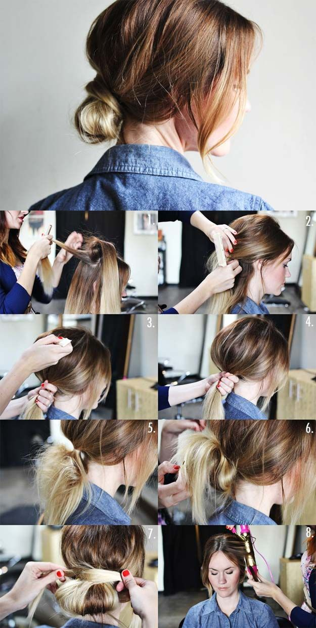 Best Hairstyles For Your 30s -How to Style a Low Bun- Hair Dos And Don'ts For Your 30s, With The Best Haircuts For Women Over 30, Including Short Hairstyle Ideas, Flattering Haircuts For Medium Length Hair, And Tips And Tricks For Taming Long Hair In Your 30s. Low Maintenance Hair Styles And Looks For A 30 Year Old Woman. Simple Step By Step Tutorials And Tips For Hair Styles You Can Use To Look Younger And Feel Younger In Your 30s. Hair styles For Curly Hair And Straight Hair Can Be Easy If…