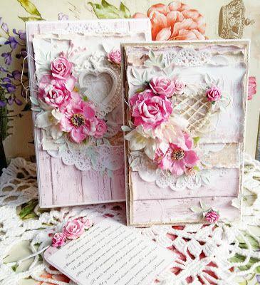 ღ My Scrap Story: Свадебный комплект - открытка