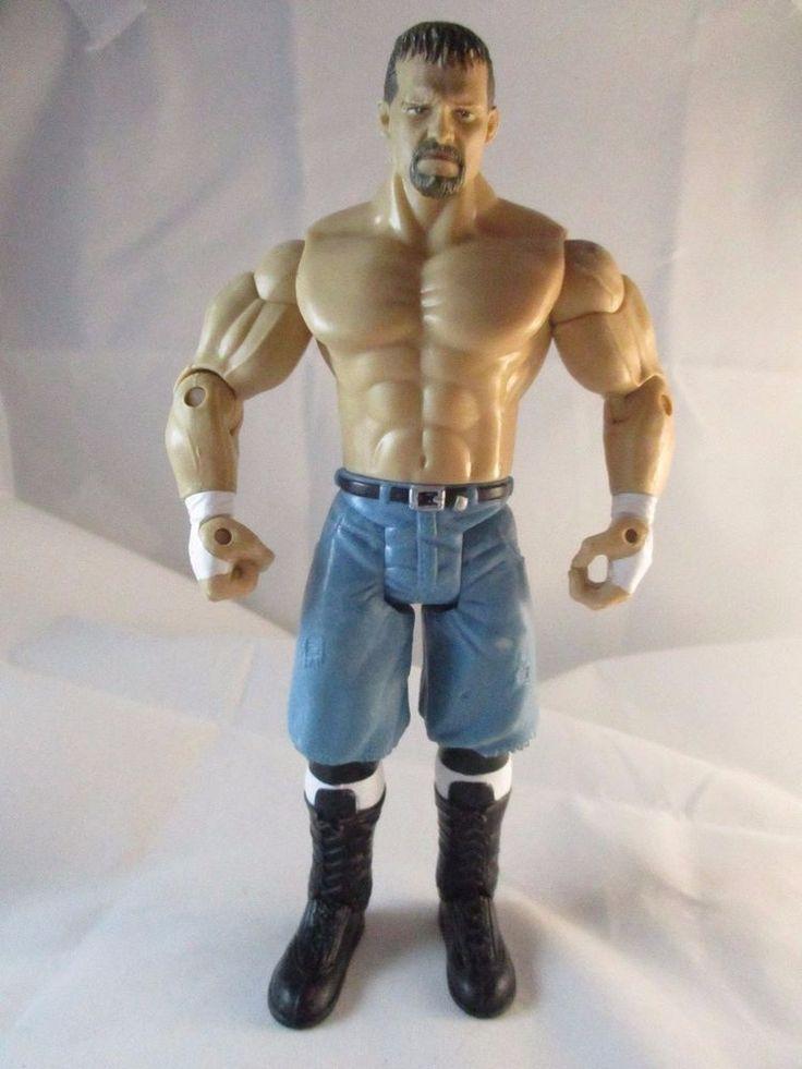 WWE Ruthless Agression Jamie Noble Wrestling Figure Jakks 2003 #JAKKSPacific