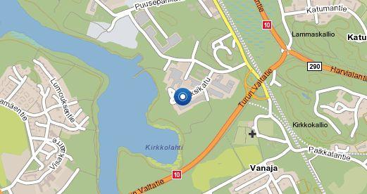 Hämeenlinnan Suurkirpputori, Keksikatu 5, Hämeenlinna