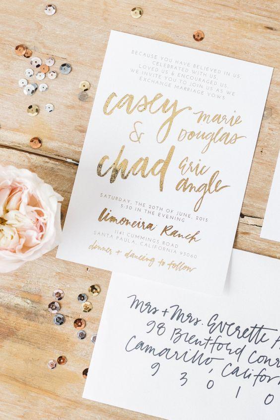 Wedding Invitation Inspiration Invitation Ideas Wedding
