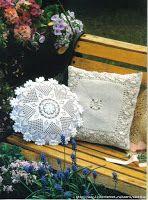 Tina's handicraft : decorative pillows