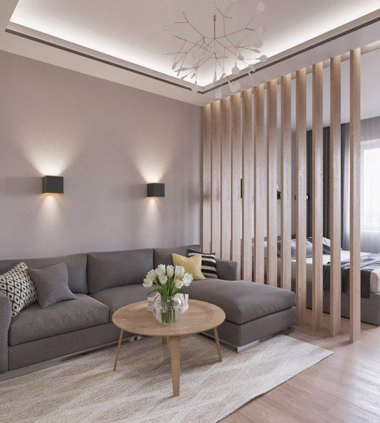 25 Wooden Screen Space Dividers For A Cozy Touch #dividers #screen #space  #touch #wooden