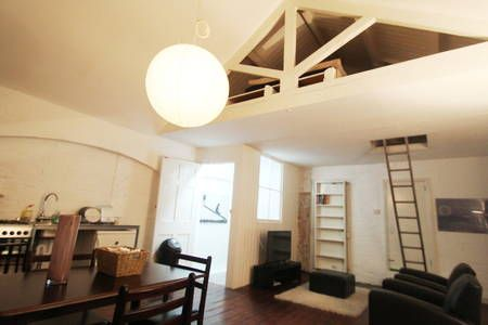 Check out this awesome listing on Airbnb: £109 p/n Grand Loft Apt in the City - Apartments for Rent in London