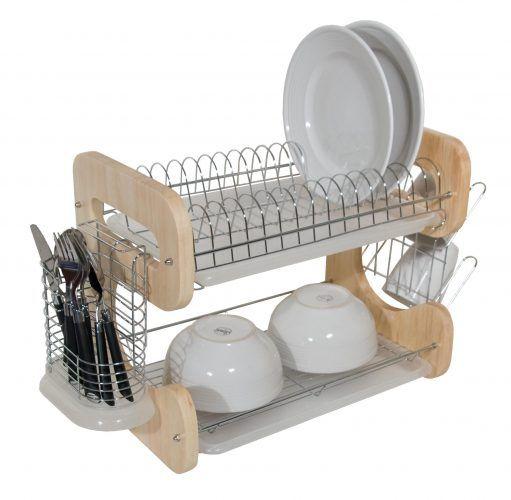 Contoh Model Rak Piring Untuk Dapur Minimalis